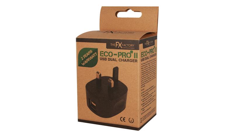 Eco-Pro II USB Dual Charger