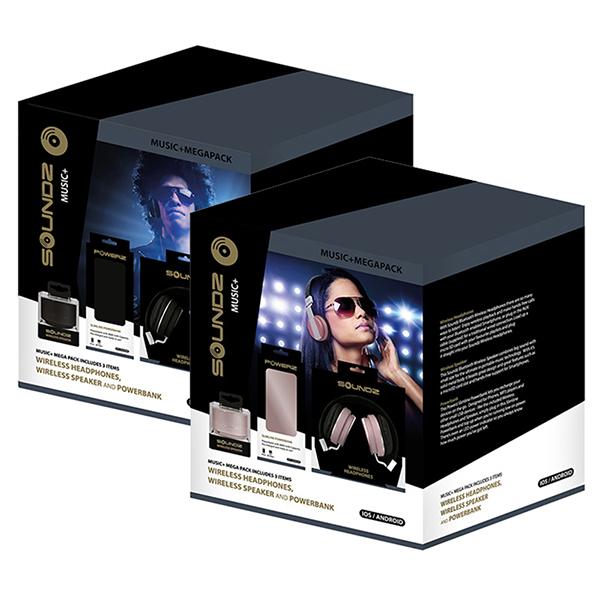 Music+Mega Pack