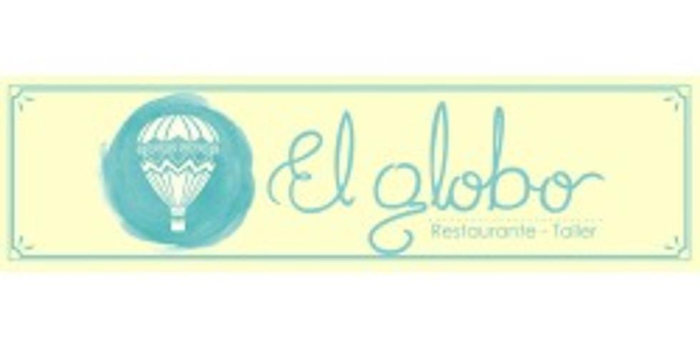 Show de cuentos en el  Globo Restaurante-Taller con Silvia Valencia