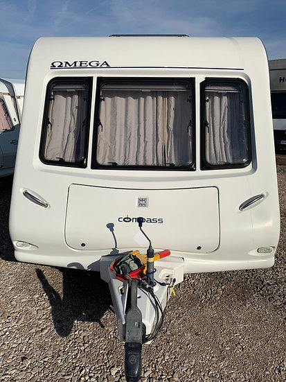 Compass Omega 544 for sale