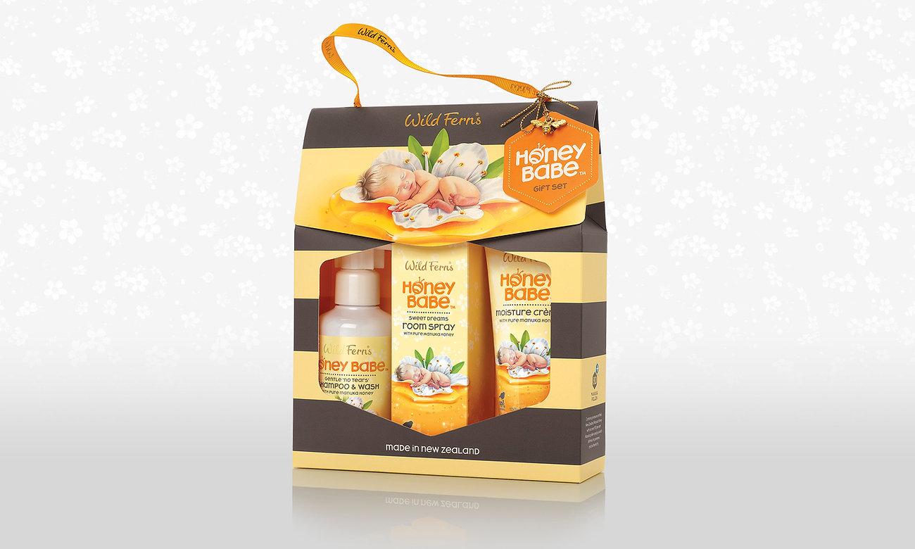 Wild Ferns Honey Babe Gift Pack