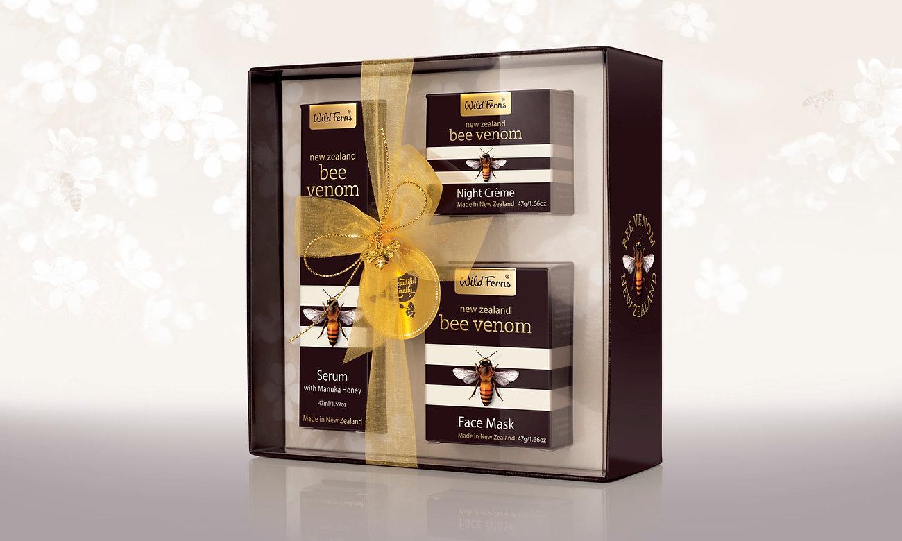 Wild Ferns Bee Venom Gift Pack