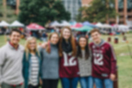 Texas A&M Business Student Council Marketing
