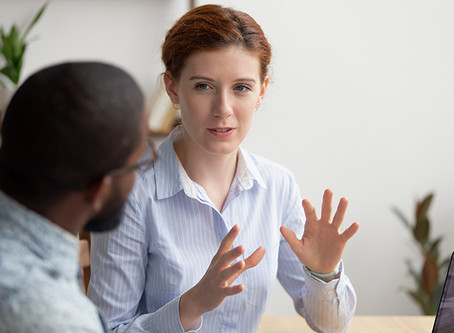 Structured leadership conversations