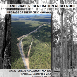 REGENERATION OF PACIFIC HIGHWAY