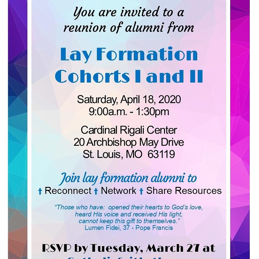 Lay Formation Alumni Reunion