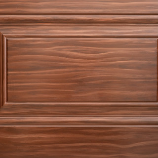 Faux Wood Doors