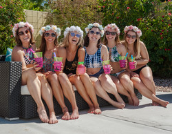 Event Photography - Bachelorette party in Palm Spring,CAs