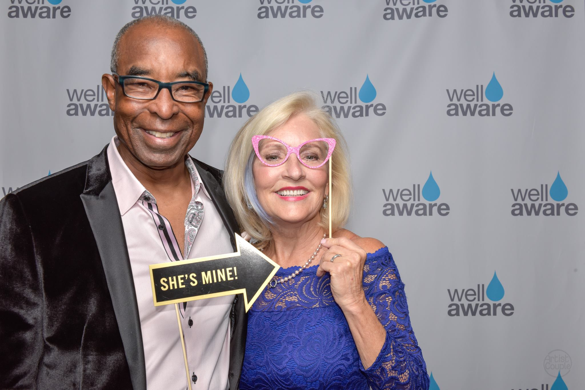 Photobooth - Well Aware's Winter Gala