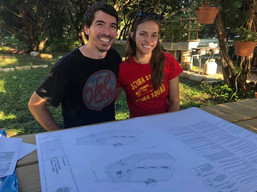 With our new house plans!