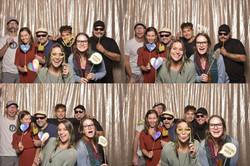 Photobooth - Baby shower in Austin, TX