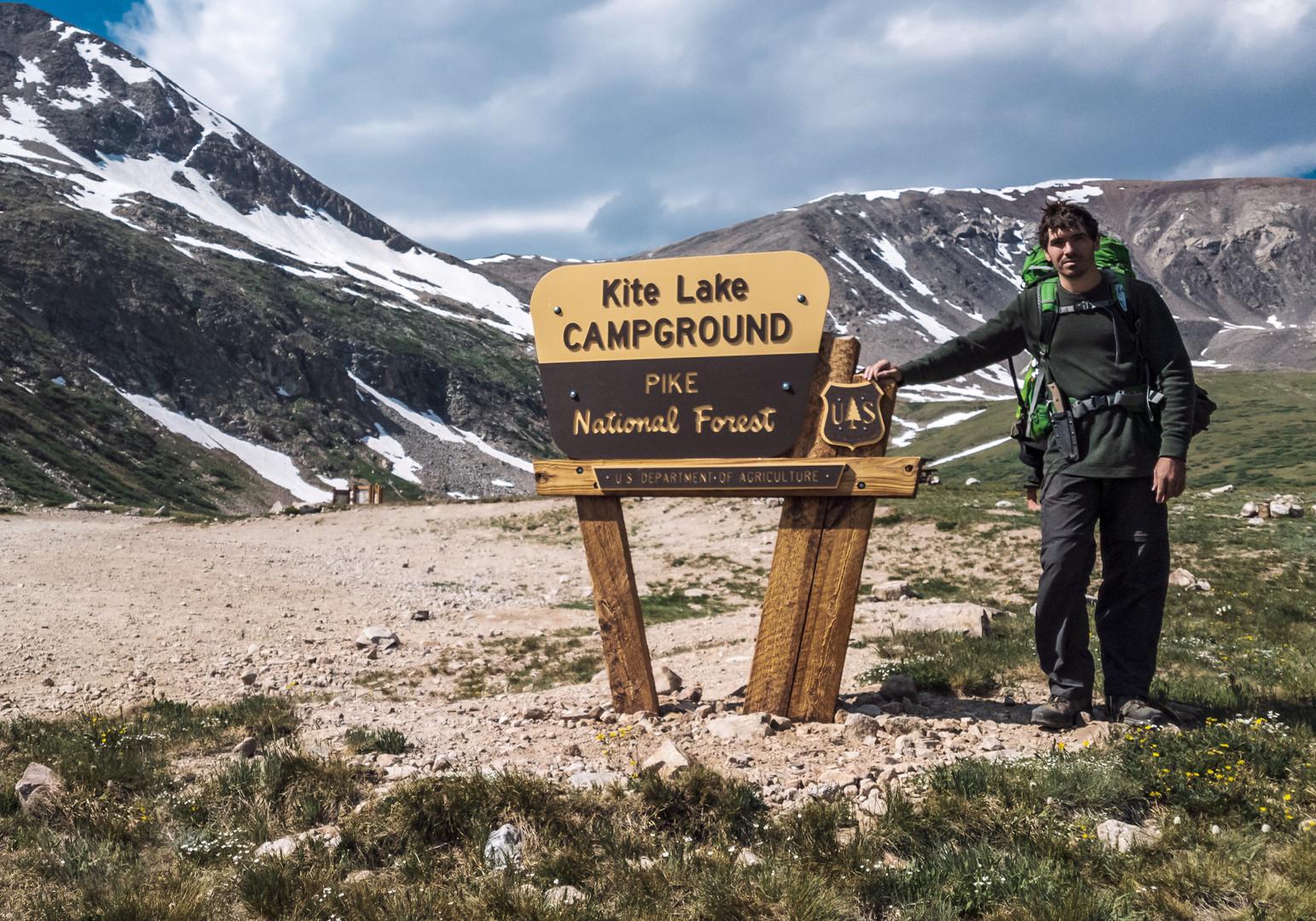 Climbing Mountains in Colorado