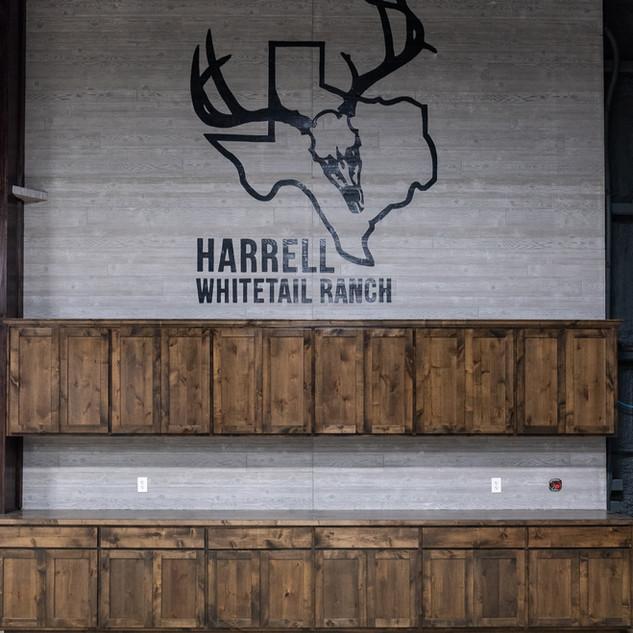 Harrell Whitetail Ranch Mural