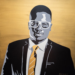 Event Art - Portrait for Africa Trade & Investment Global Summit in Washington DC