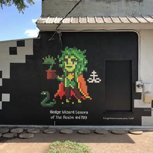 NFT Mural