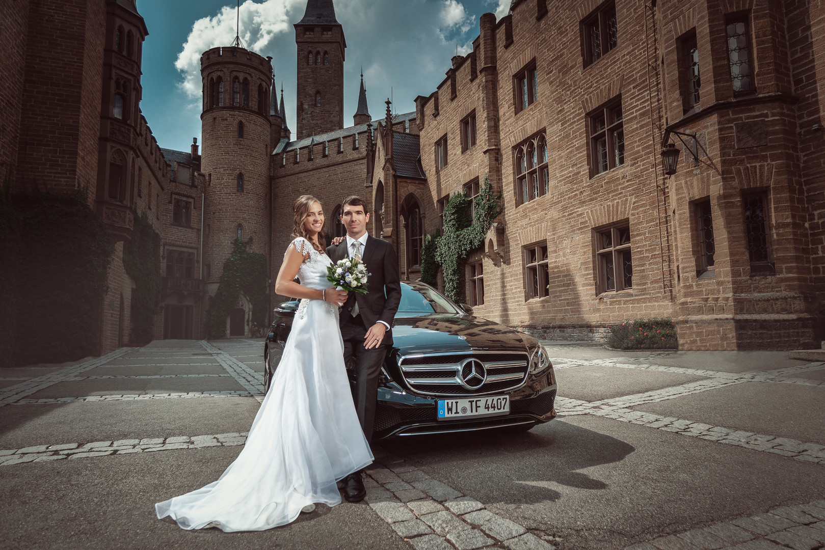 Wedding in Germany