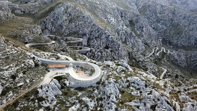 Nus de Sa Corbata, Escorca, Mallorca