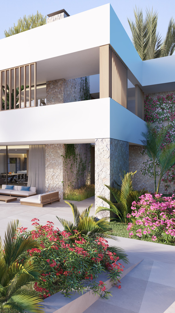 Vivienda unifamiliar en Ciudad Jardín, Palma de Mallorca (Islas Baleares)