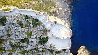 Mirador de Formentor, Mallorca