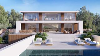 285 - Vivienda unifamiliar en Costa de'n Blanes (Mallorca, Islas Baleares)