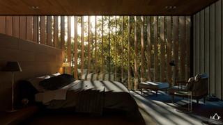 200 - Habitación en el bosque - Práctica personal