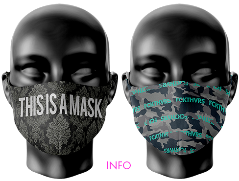 Mask Pack 03