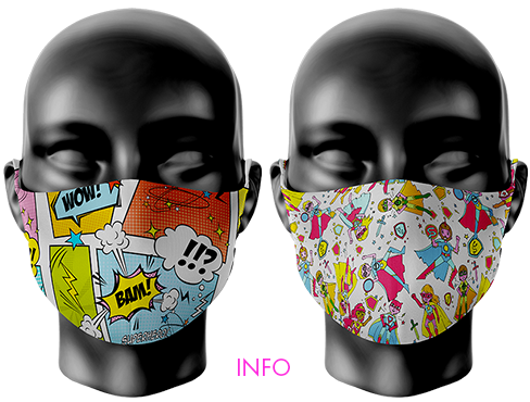 Mask Pack 13