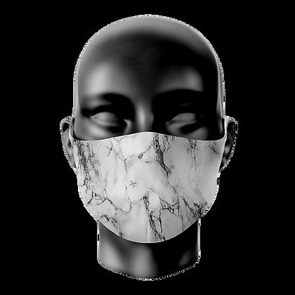 Maschera protettiva chirurgica covid19 tessuto lavabile stile