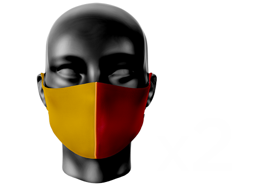 Mask Pack 21