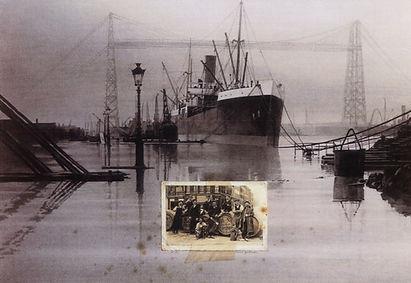 ©RG -Le syndicat des dockers - 80 x 120