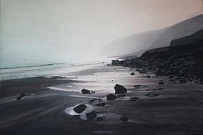 ©RG -Aurore au doigt de rose - 80 x 120