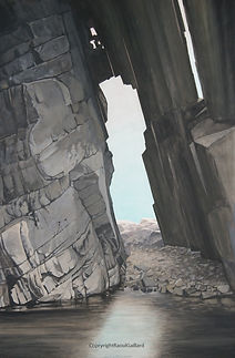 Fractures - Fzévrier 2021-120 x 80 cm