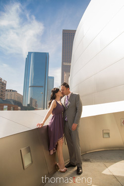 Disney Concert Hall engagement