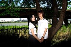 1. 인효진_High School Lovers - Romance#01, 120×80cm, Pigment Print, 2007 (2)