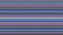 3. 인효진_ Hot Punk Project_Colorful Patterns 'Blue Stripes', 100×180cm, Pigment print 2015.jpg