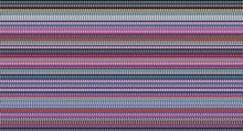 4. 인효진_Hot Punk Project_Colorful Patterns, 'Barbie Stripes', 100×180cm, Pigment print, 2015.jpg