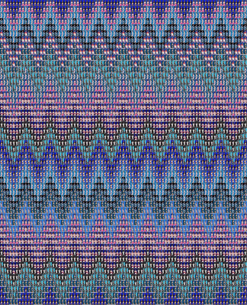 6._Hot_Punk_Project_Colorful_Patterns_'Missoni_Blue',_112×90.8cm,_Pigment_print,.jpg