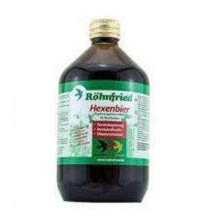 Rohnfried Hexenbier 500 ml (extractos de plantas naturales)
