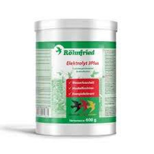 Rohnfried Elecktrolit 3 Plus 600gr (electrolitos de alta calidad)
