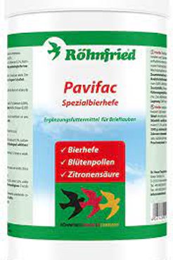 Rohnfried Pavifac 700 gr (beer yeast enriched with citric acid)