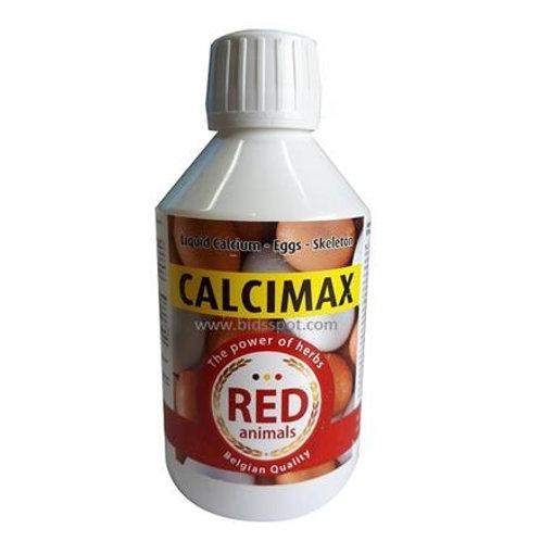 The Red Animals Calcimax 500 ml, (Calcio, magnesio y Vitaminas AD3E)