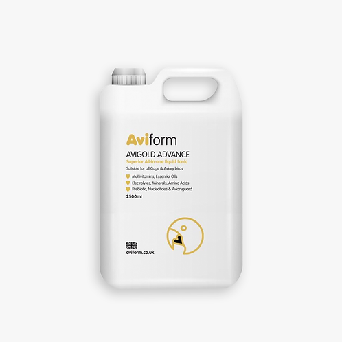 Aviform Avigold Advance 2.5L, (Espectacular super tónico todo en uno)