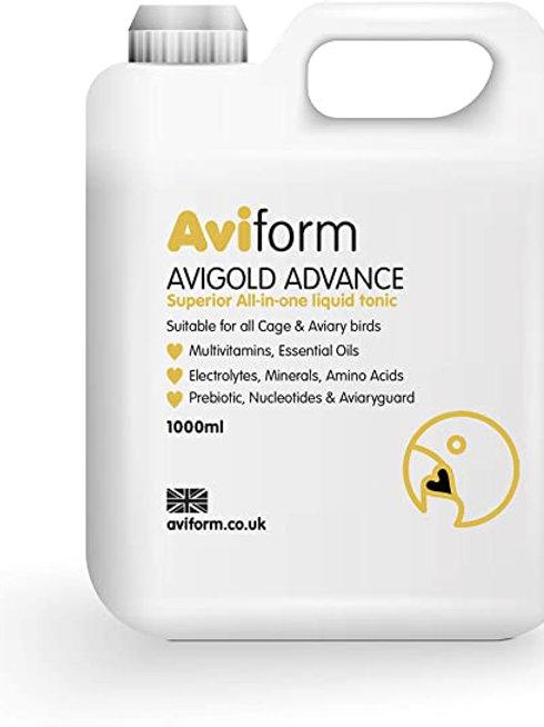 Aviform Avigold Advance 1L, (Espectacular super tónico todo en uno)