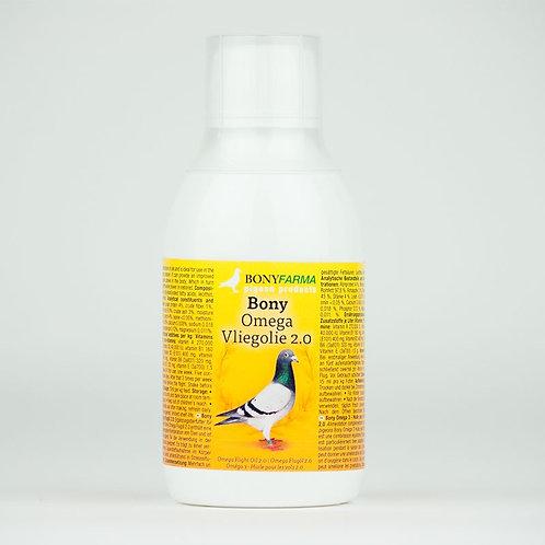BonyFarma Omega Flight Oil 2.0 250 ml (mezcla de aceites de alta calidad especia