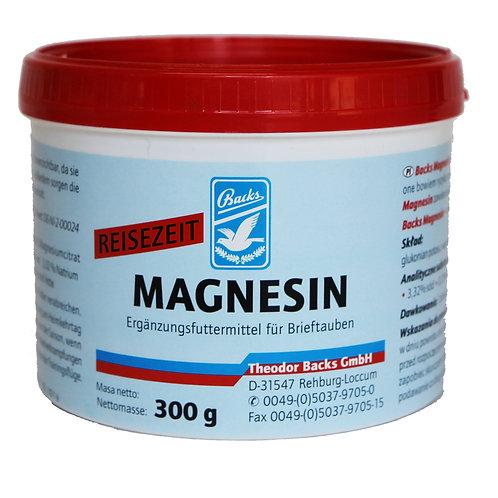 Backs Magnesio 300 gr, (protección para los músculos).
