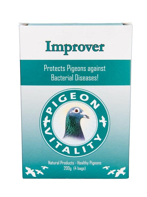 Pigeon Vitality Improver 200 gr (refuerza las defensas del organismo)