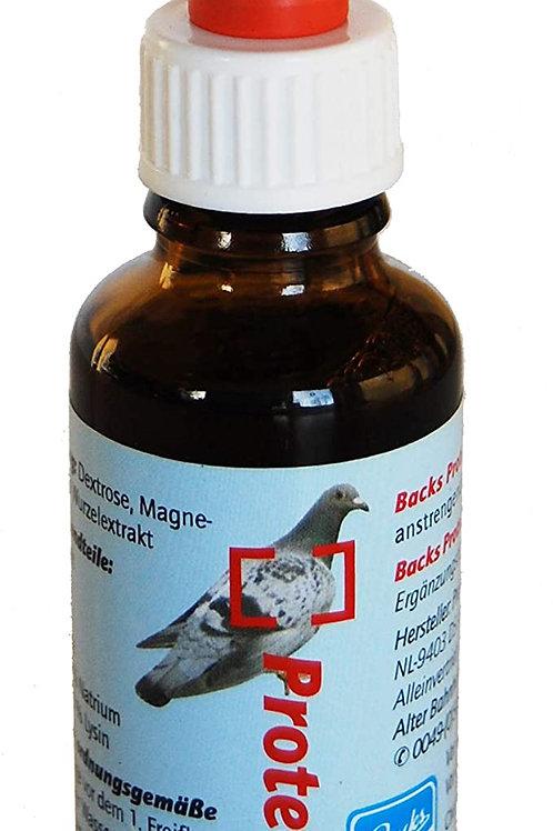 Backs Protection 30 ml, (gotas anti estrés 100% naturales con resultados especta
