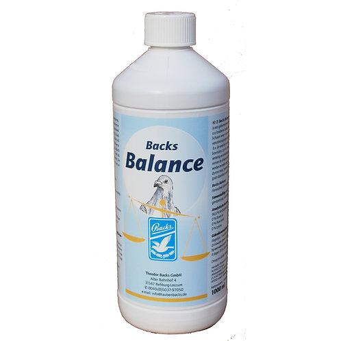 Backs Balance 1L, (tónico 100% natural a base de hierbas y productos lácteos líq