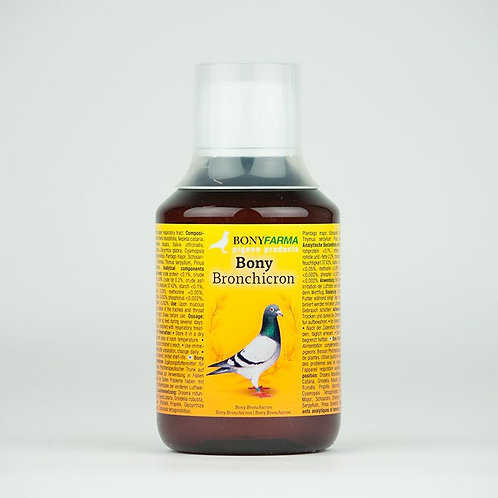 BonyFarma Bronchicron 200 ml, (producto 100% natural para tratar problemas respi