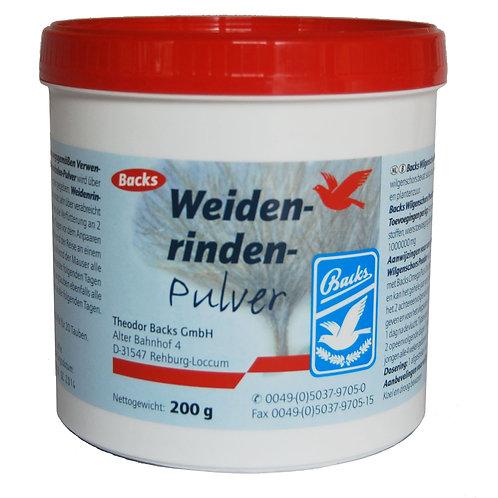 Backs Corteza de Sauce 200 gr. (Preventivo contra parásitos y otras bacterias)